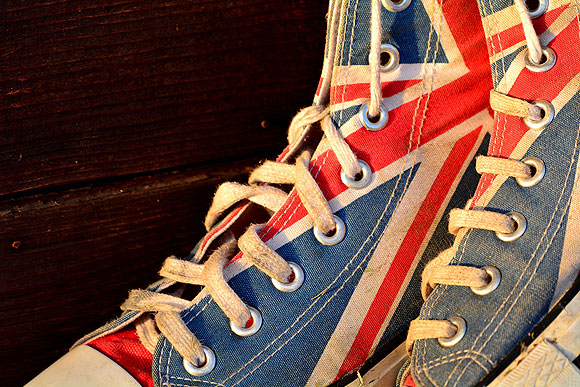 UK shoe sizes differ from US shoe sizes, although both are based on the same system (Barleycorn).