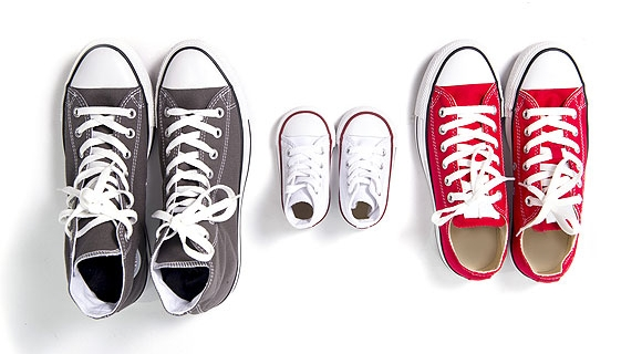 Kids Shoe Size Chart – Plus: Conversion by Measurement or Age