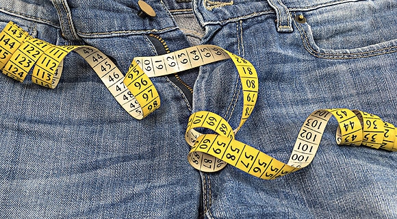 Jeans Size Charts: THIS is How Jeans Fit Perfectly! For Men & Women.