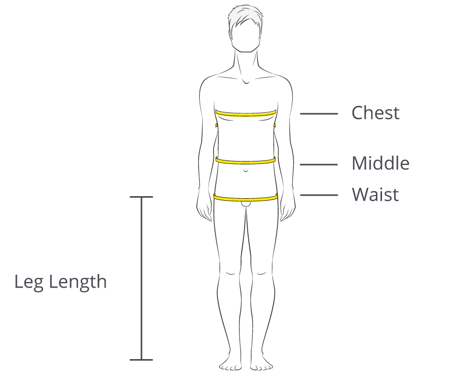 Boys' Sizing Chart: Guide on How to Measure, Convert + Fitting Guide