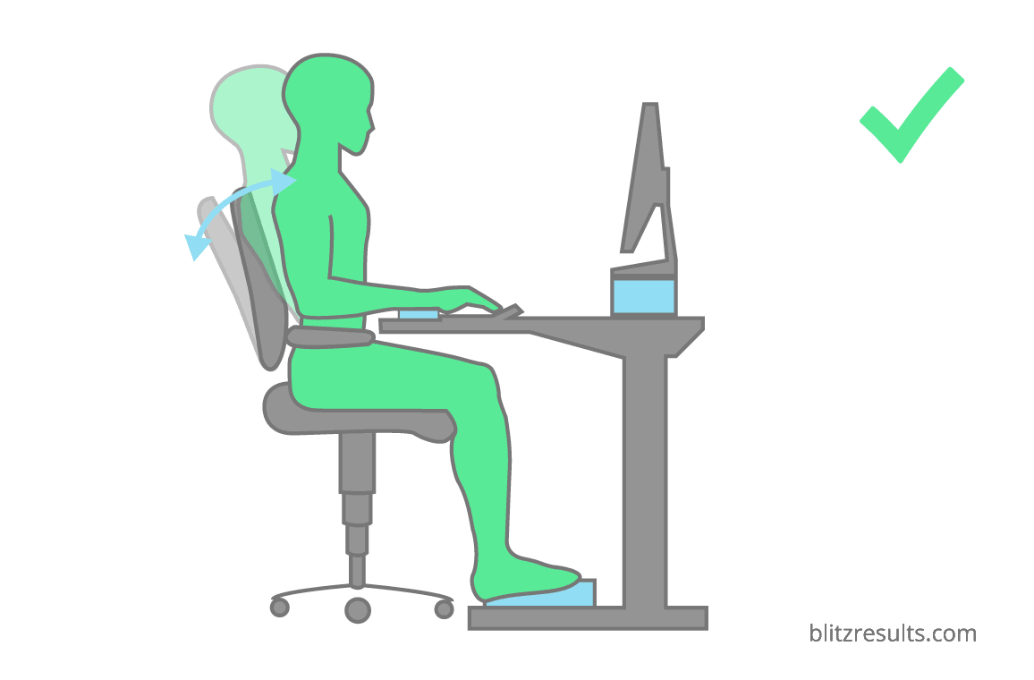 Richtig Sitzen Gegen Rückschmerzen Das Ergonomische Büro