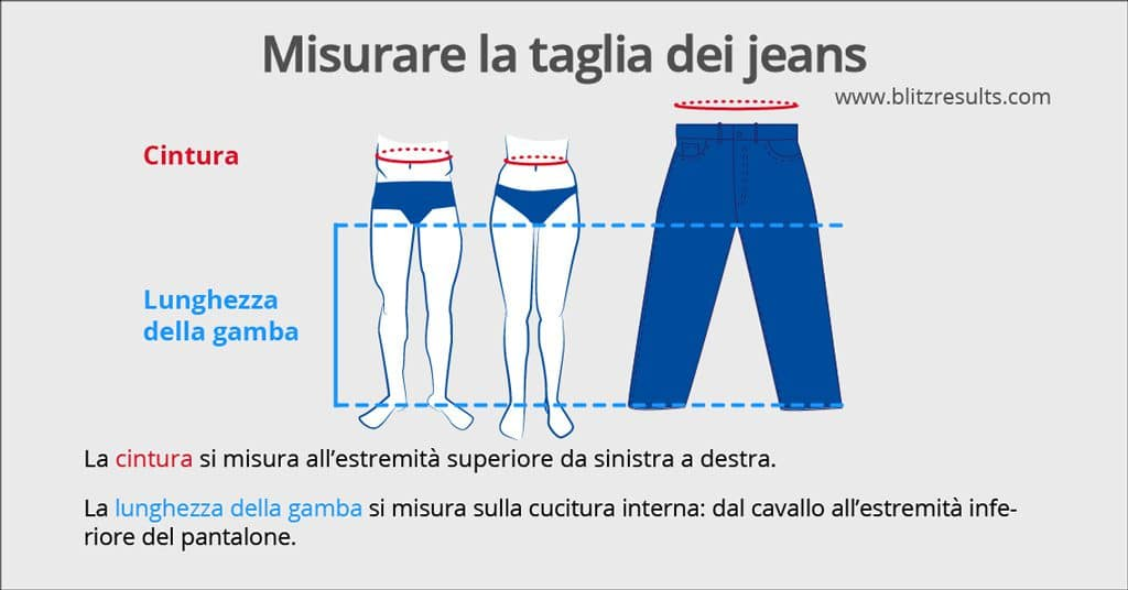 online store 4d340 74bc9 La tua Misura in Taglie Jeans Diesel, Levi's, Wrangler