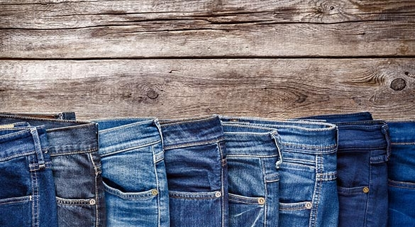 Jeans Size Charts for Wrangler, Diesel, Levi's + Many More!