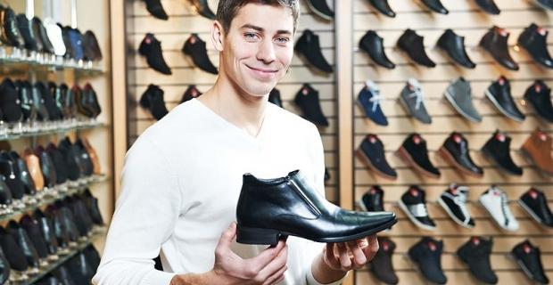 Shoe Size Chart Men: EU, US & UK Conversion, Men to Women