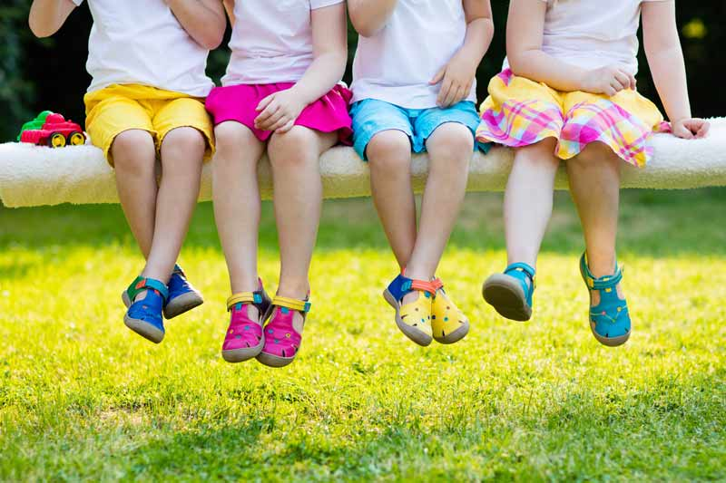 ᐅ Kids & Toddler Shoe Size Chart by Age | From 0 to 12 yrs