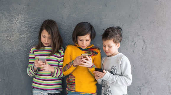 Check the appropriateness of your kids' media diet here