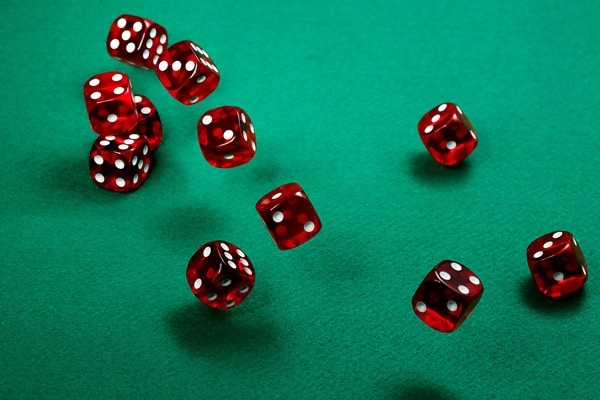 No gambling and random hits, but hard statistical significance is to be determined in A/B tests. Confidence level and significance provide information on which variant performs better.