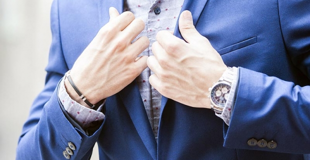 Suit Jacket Size: Men's Size Charts, Sizing Guide + Style-Check