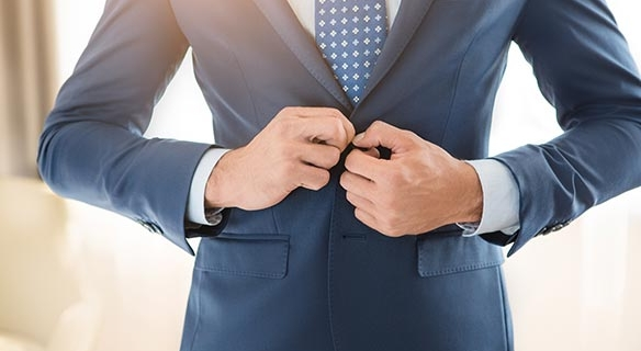 Suit Size Charts: This is how your Suit fits perfectly!